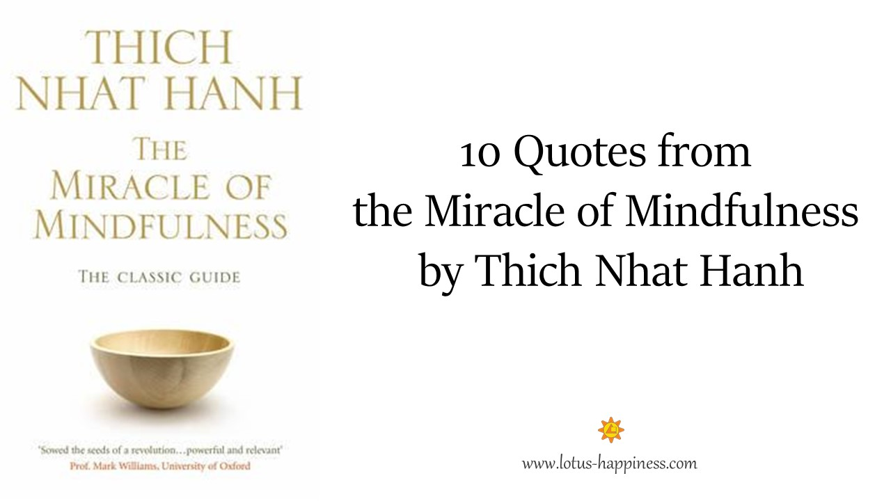 the world we have by thich nhat hanh Thích nhất hạnh and the order of interbeing have established monasteries and the pocket thich nhat hanh the power of quiet in a world full of.